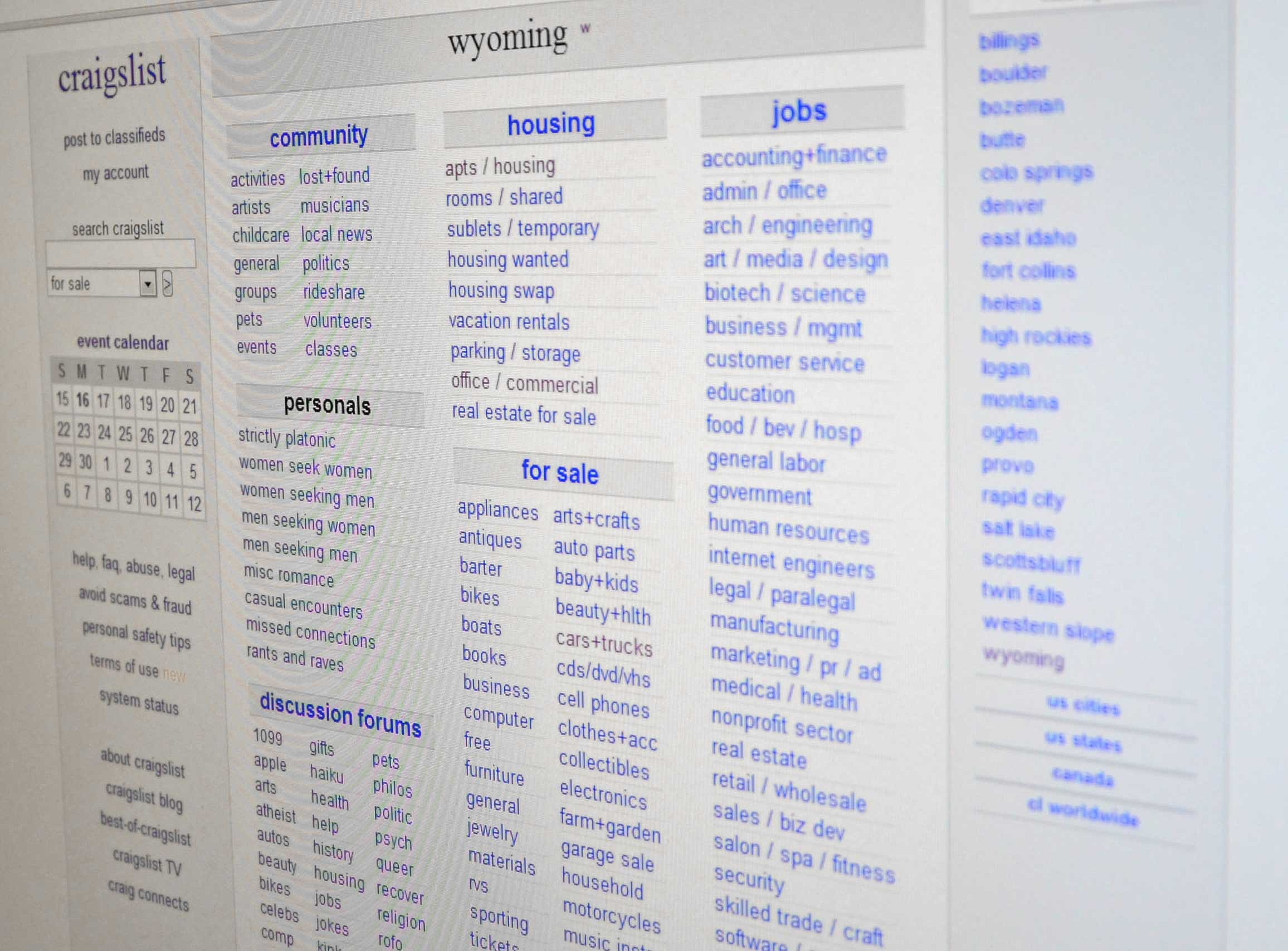 Fantastic Posting Your Resume On Craigslist Contemporary - Examples ...