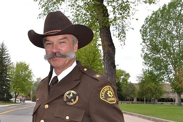 Laramie County Sheriff Danny Glick