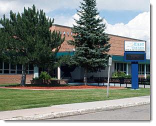 Cheyenne East High School
