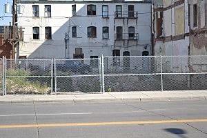 """the hole"" West Lincolnway, Cheyenne (Doug Randall/tsm)"
