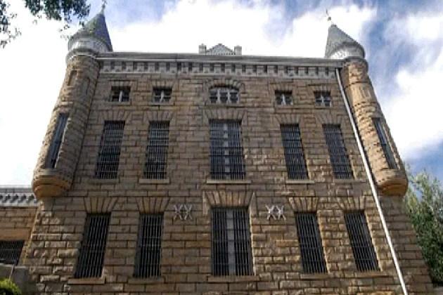 A western prison