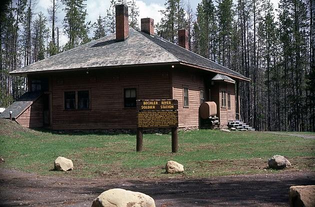 Bechler soldier station