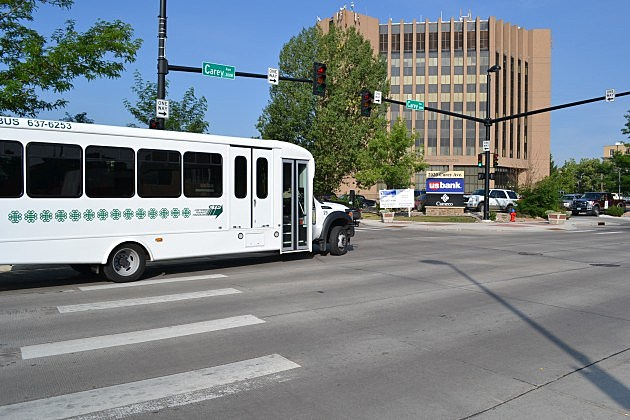 cheyenne transit bus