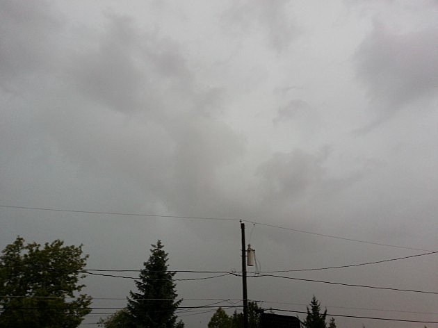 thunderstorms in Cheyenne