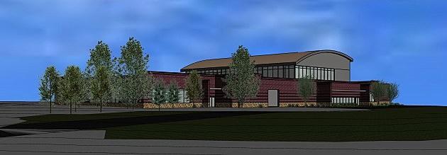proposed FlexTech building