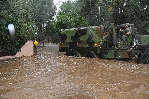 Helping Flood Victims in Boulder County 91213 The National Guard Flickr