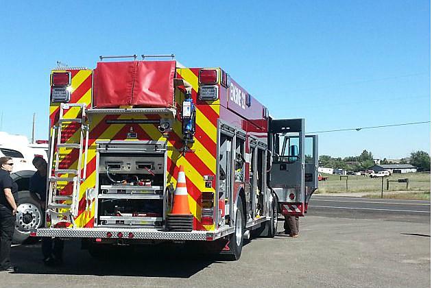 LCFD#2 new fire truck