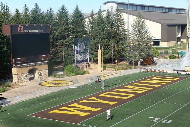 War Memorial Stadium- Jonah Field