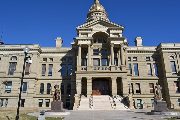 Wyoming-Capitol