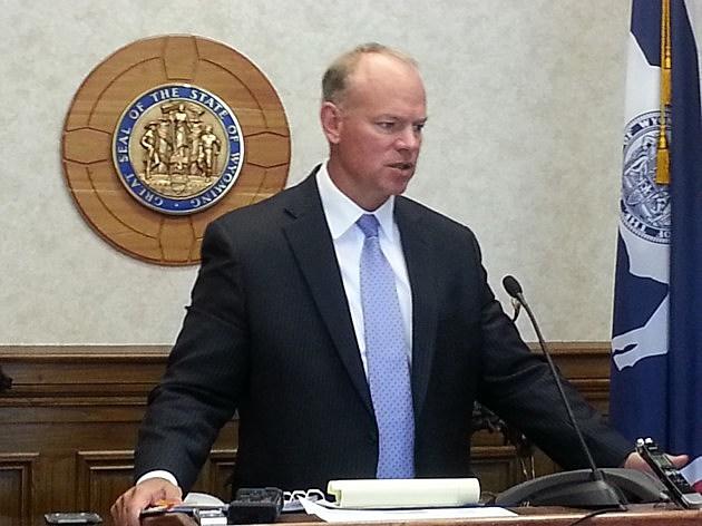 Governor Matt Mead