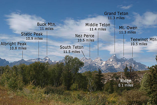 grand teton terrain features 1