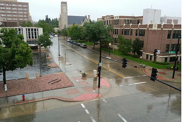 rainy Cheyenne