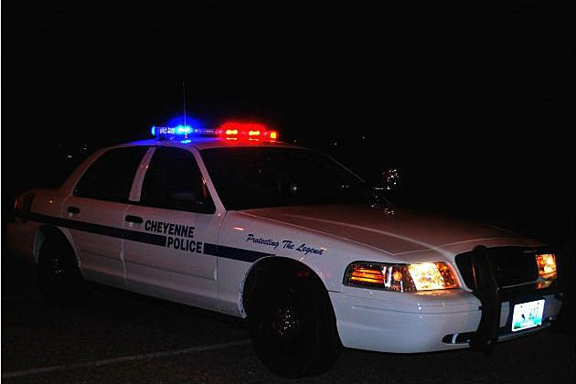 Cheyenne Police Car