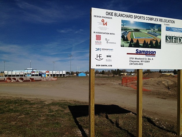 Okie Blanchard Sports Complex Plan 2013 photo by mrorabeck tsm