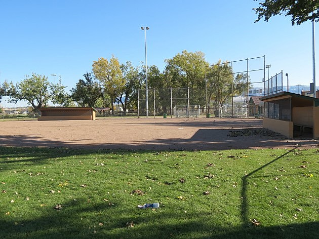 North Casper ball field