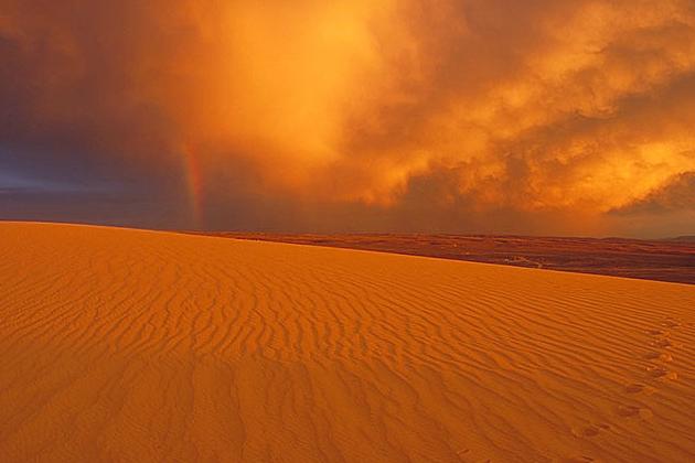 wyoming sand dune