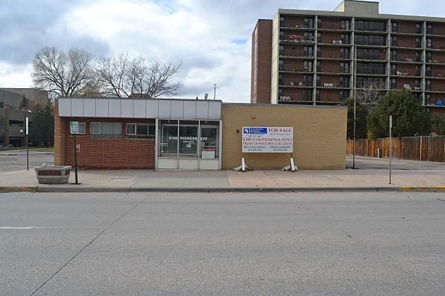 former Cheyenne BOPU Building