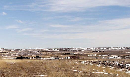 jonah gas field