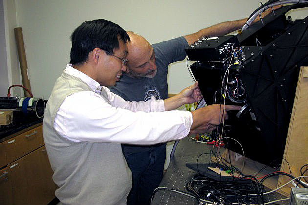 Professor Wang