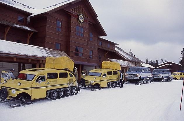 snowcoaches