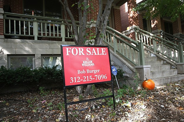 Pending Home Sales Drop