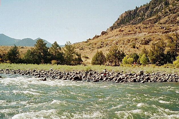 yellowstone river basin