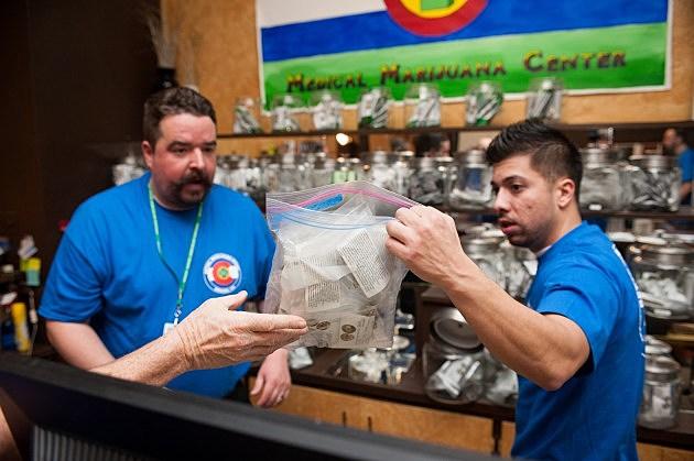 Legal Sale Of Recreational Marijuana Begins In Colorado