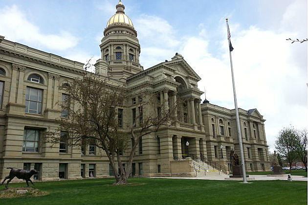 Wyoming Capitol