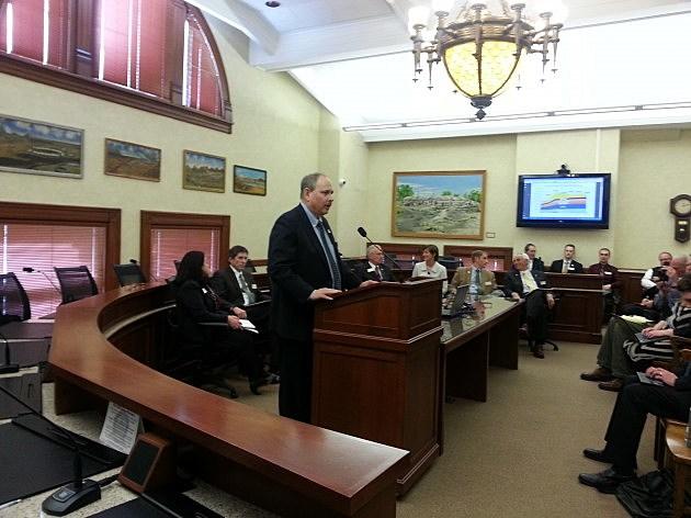 Legislative Leaders Press Conference