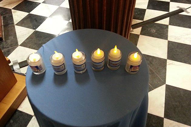 six candles