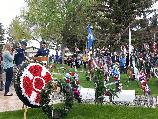 Memorial Day in Cheyenne