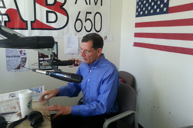 Senator Barrasso on KGAB