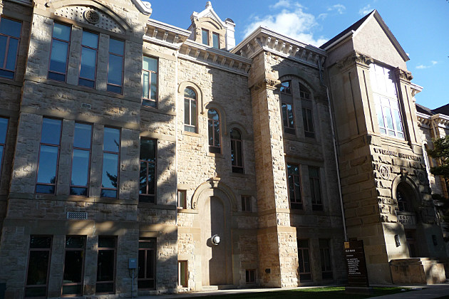 University of Wyoming-Old Main