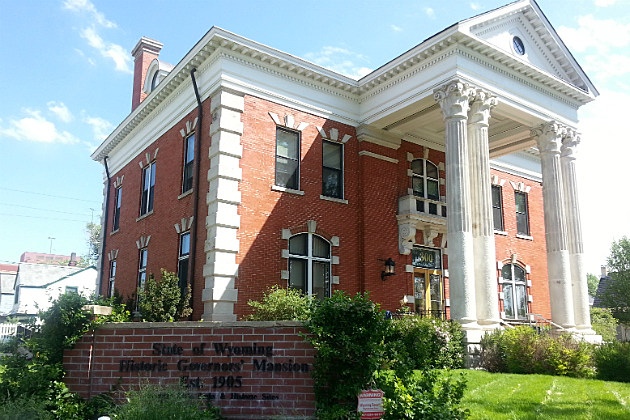 Wyoming Historic Governor's Mansion