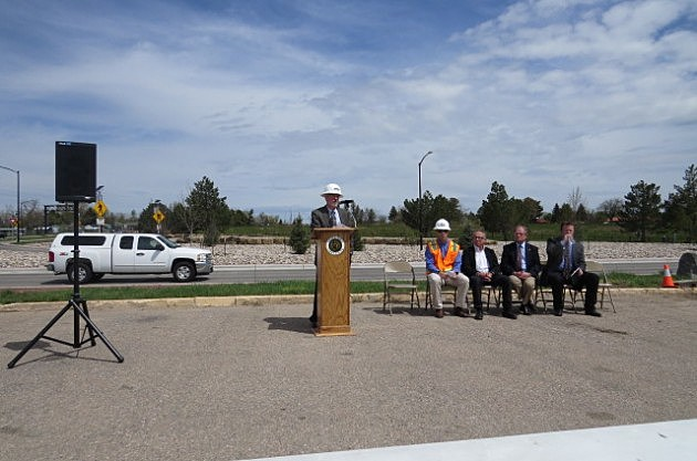 roundabout grand opening