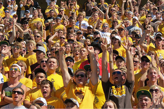 University of Wyoming Football Fans