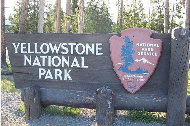 Yellowstone - south entrance