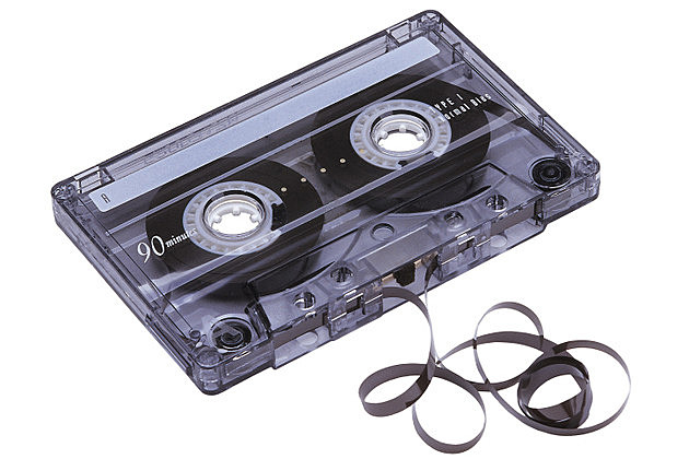 Taking A Trip Back To The 80's As The Cassette Tape Makes ...