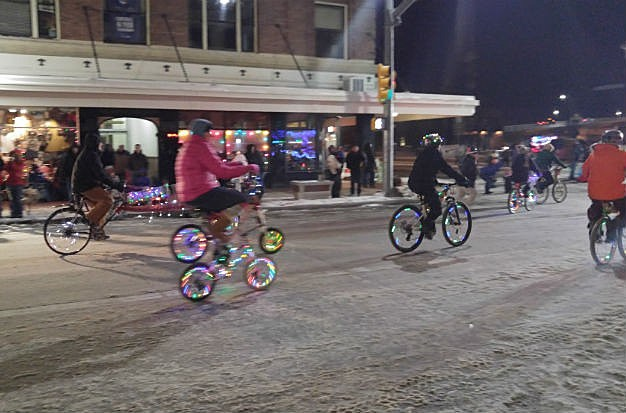 Cheyenne Christmas Parade Celebrated 25 Years Of Lights And ...
