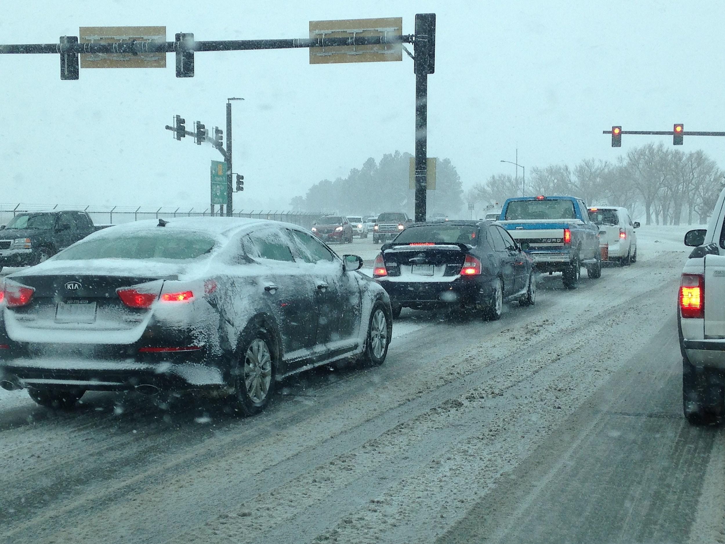 Cheyenne Facing Winter Weather Advisory