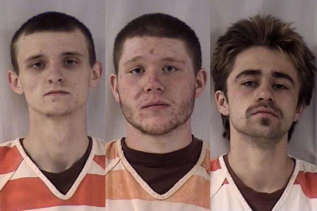 Ian Dangler, Austin Lawrence & Donovan Studer - Cheyenne Police Department