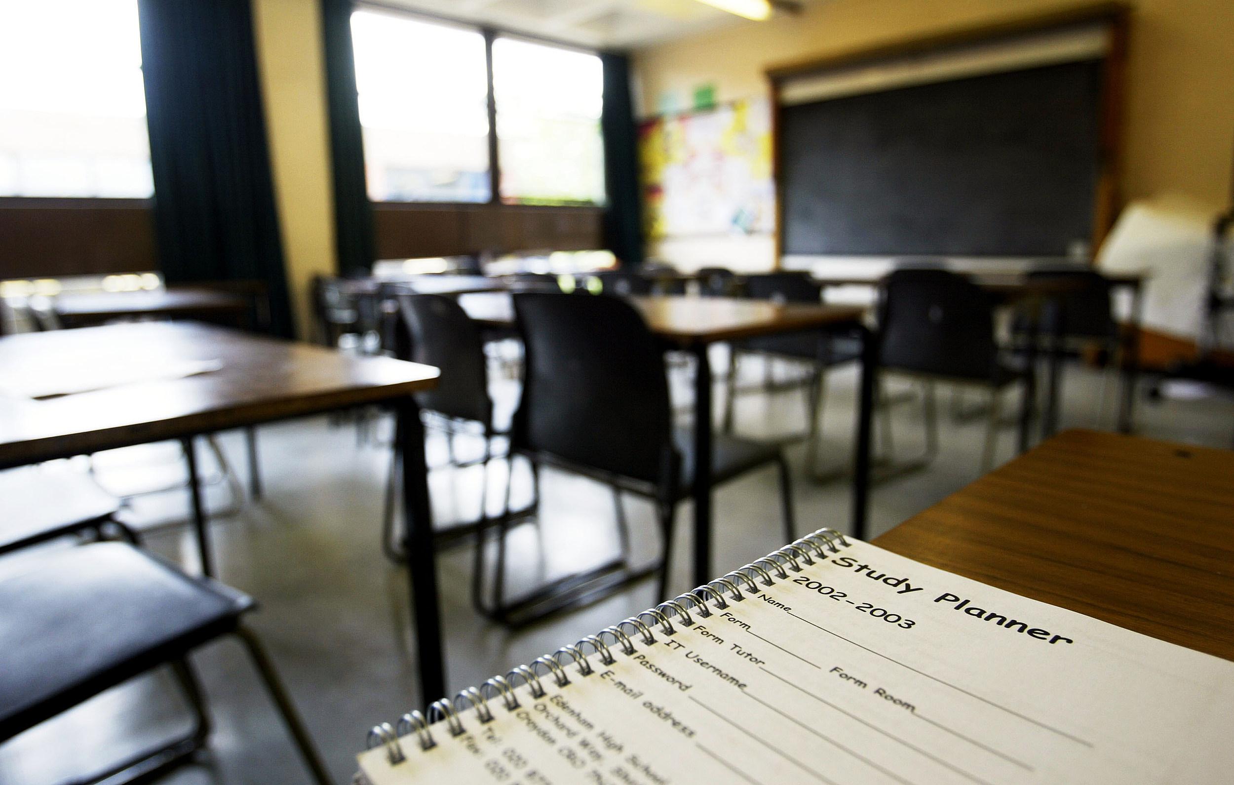 Edenham High School Pupils Sent Home From Cash Strapped School