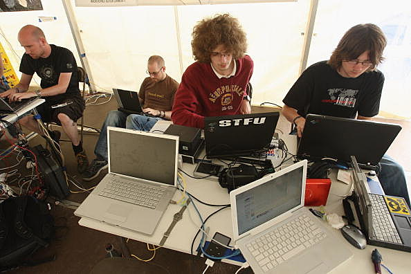 Hackers Gather For Chaos Communication Camp 2007