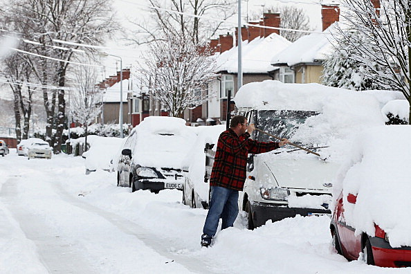 Freezing Weather Conditions Continue With Forecasters Predicting More Snow
