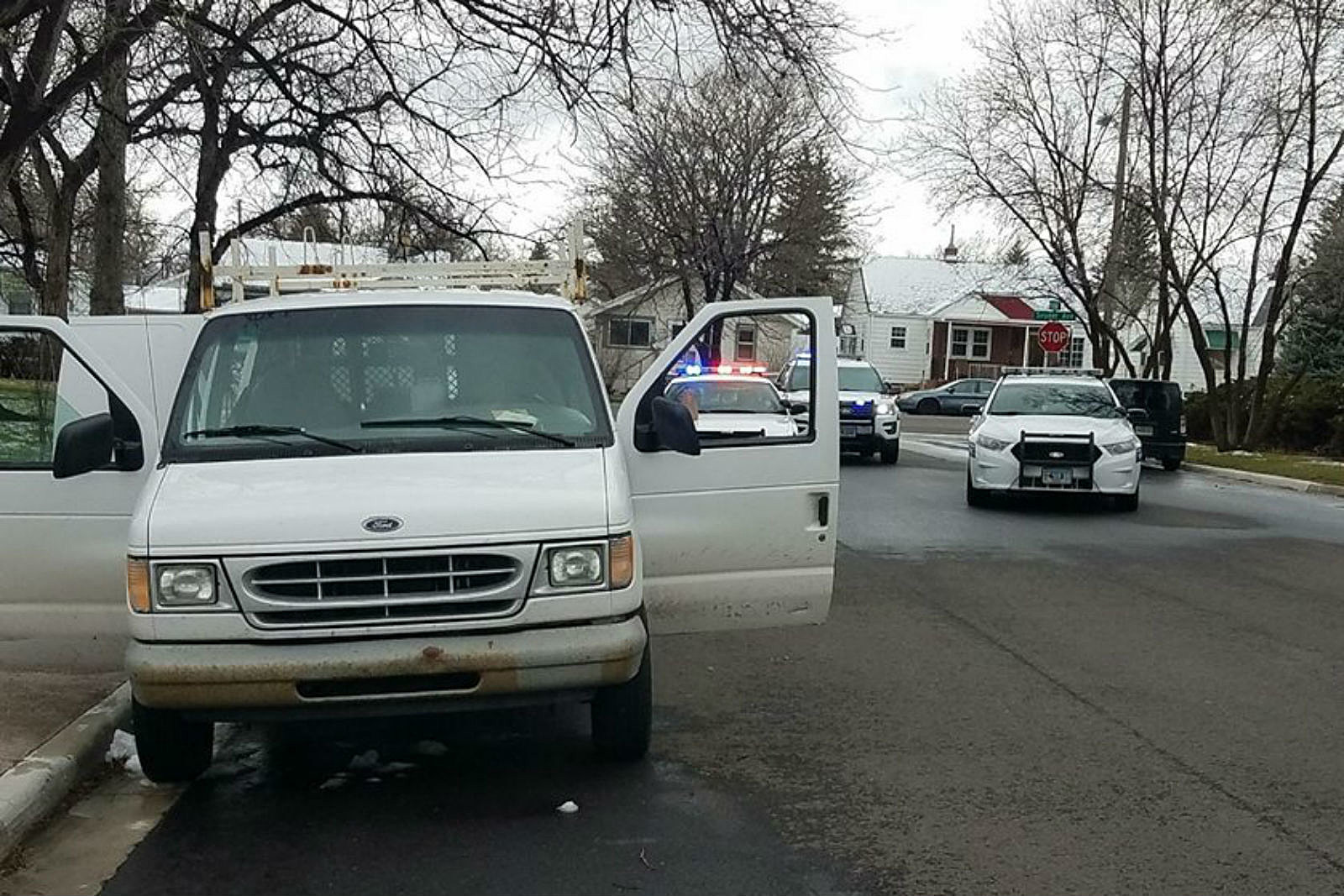 Cheyenne Police Recover Stolen Van, Driver Charged with Felony | KGAB