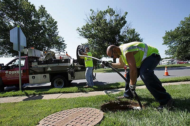 Cheyenne BOPU Battling Roots In Sewer Lines | KGAB