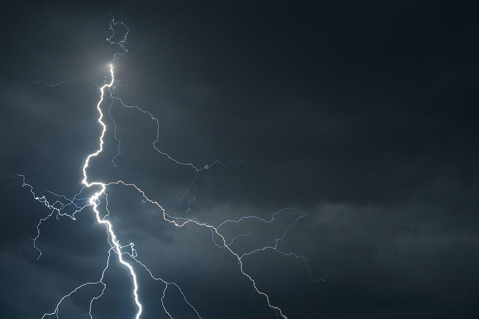 Cheyenne Weather Service: Monday Lightning Poses Fire Danger | KGAB