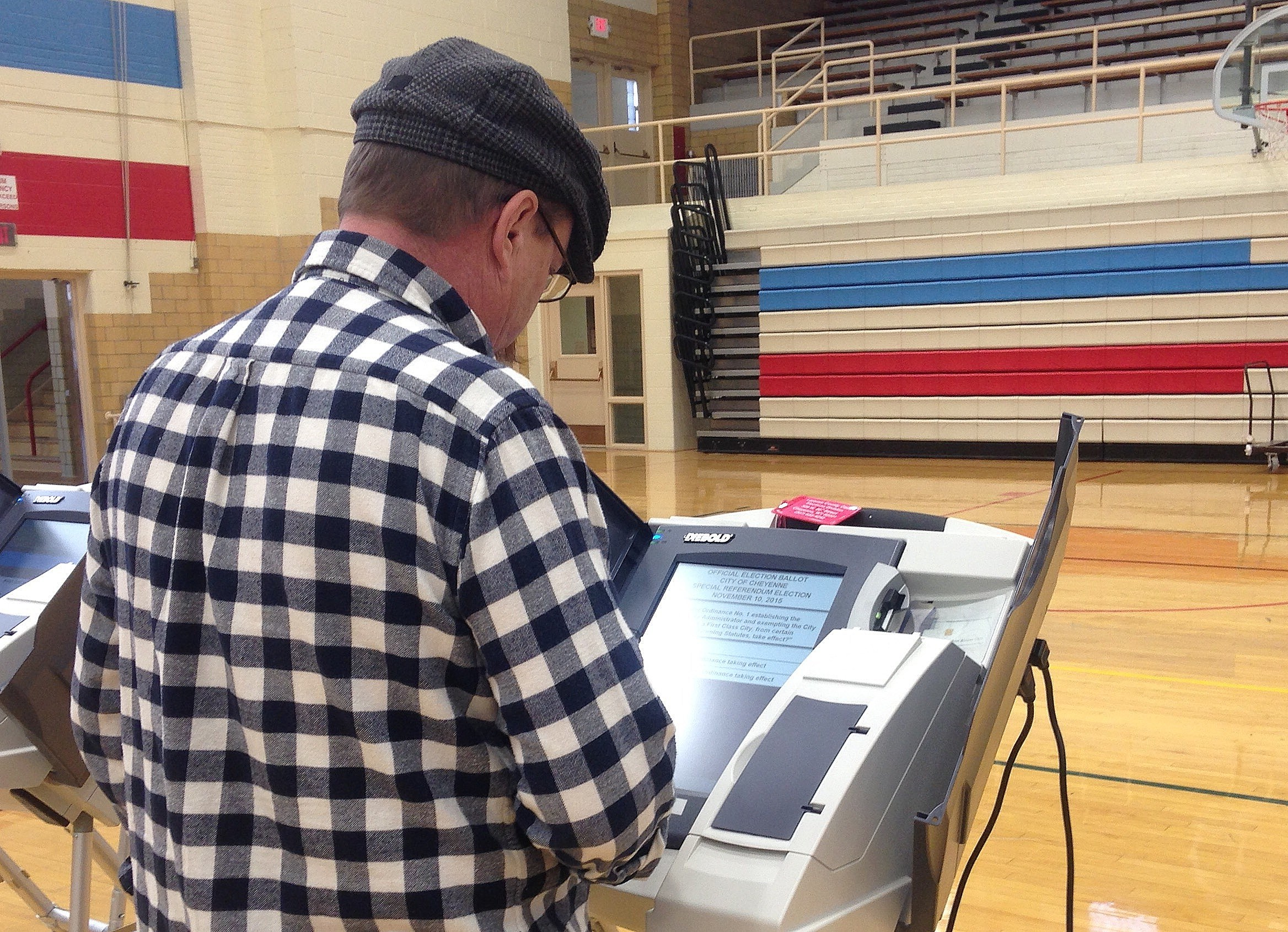 Eight Percent Of Laramie County Voters Have Cast Ballots | KGAB
