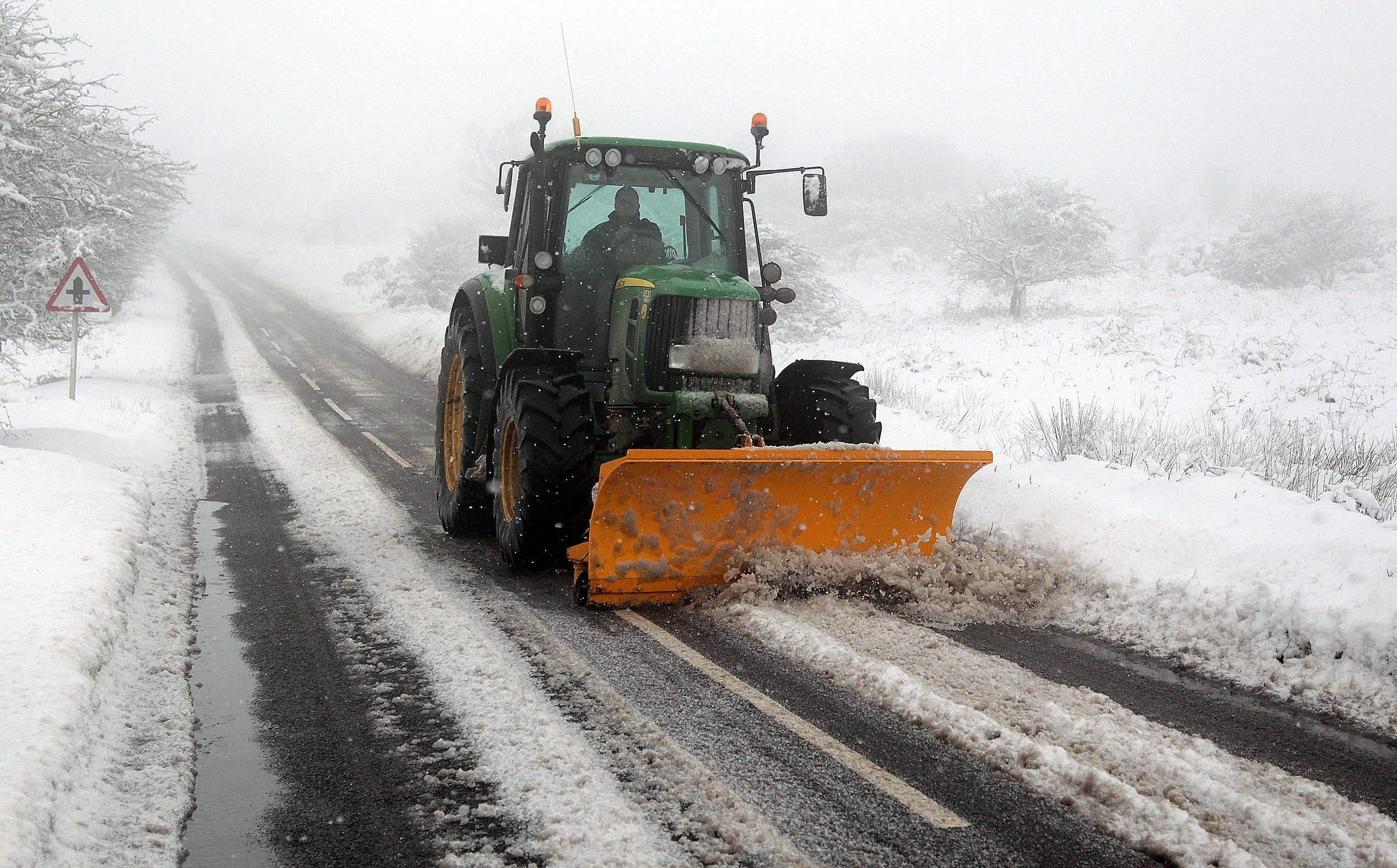 Winter Weather Advisories For Parts of Wyoming, Western Nebraska   KGAB