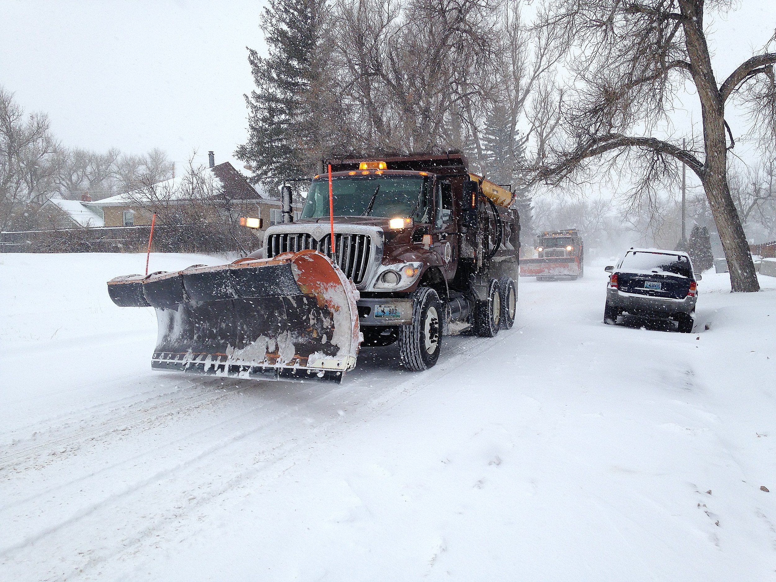Cheyenne Police Issue Accident Alert   KGAB